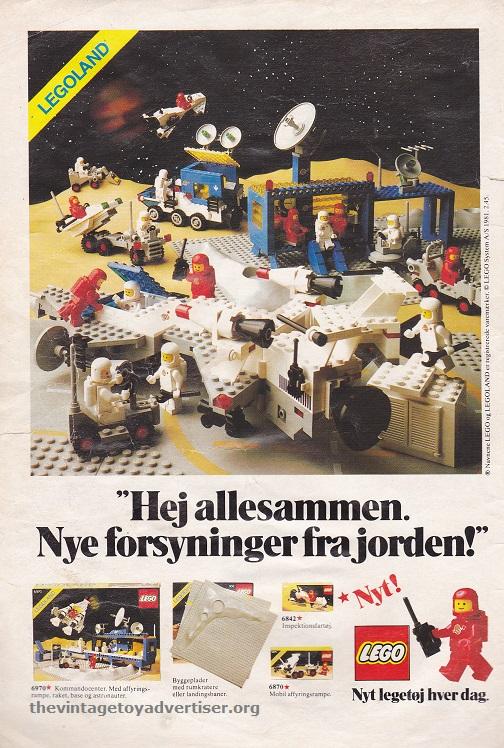 Denmark. 1981.