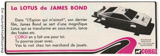 France. Pif Gadget. 1977.