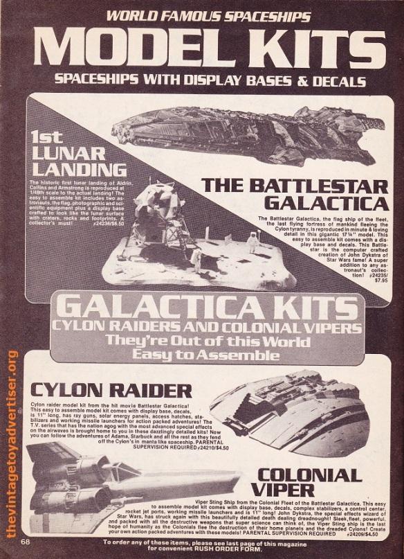 Creepy Mag_1980_115_Battlestar Galactica