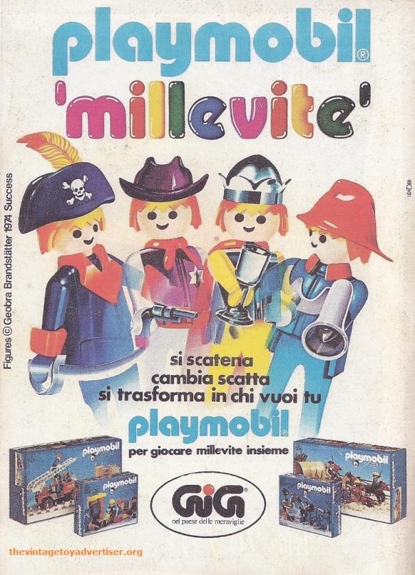 Italy. Topolino. 1980.
