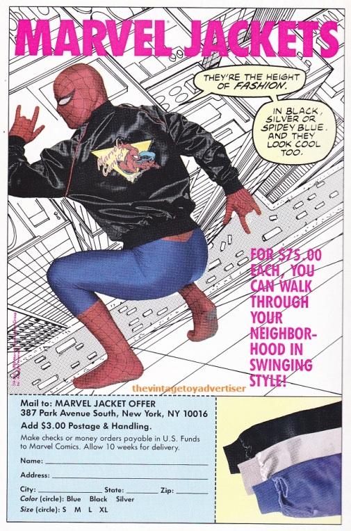 US. Marvel Age. 1989.
