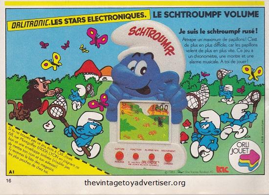 France. Pif Gagdet 794. 1984.