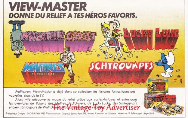 France. Pif Gadget 811. 1984.