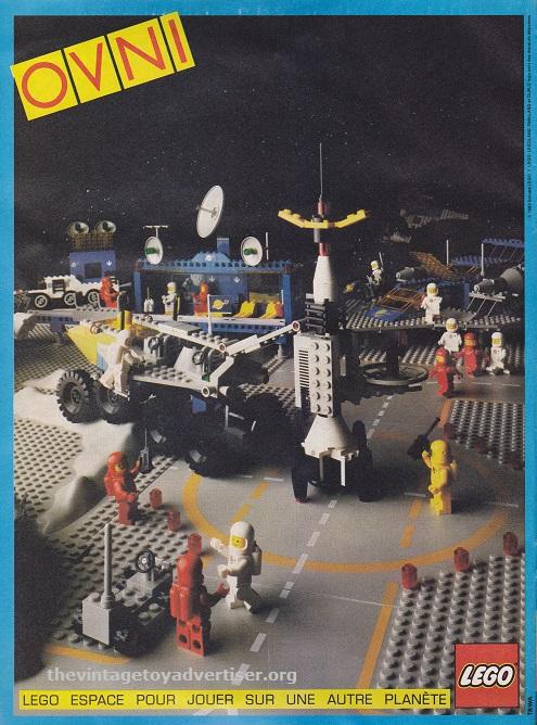 France. Pif Gadget prize offer. 1983.