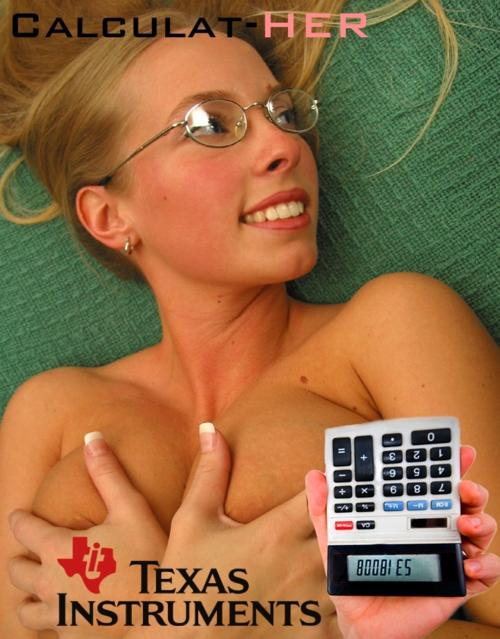 Sex-sells-Texas-instruments