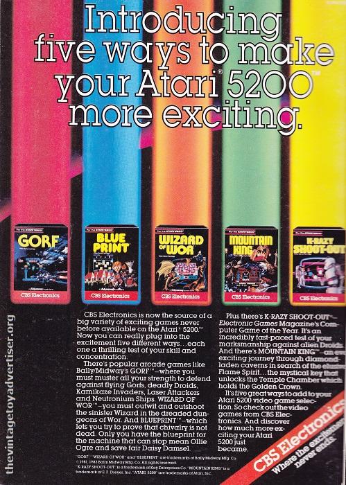 US. Starlog. 1983.