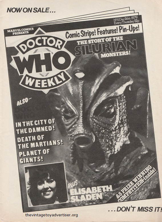 UK. Star Wars Weekly. 1979.