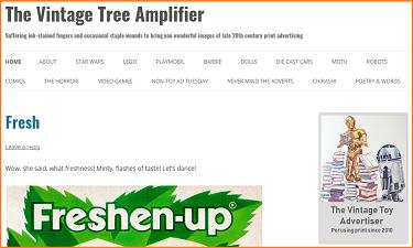 The Vintage Tree Amplifier mini
