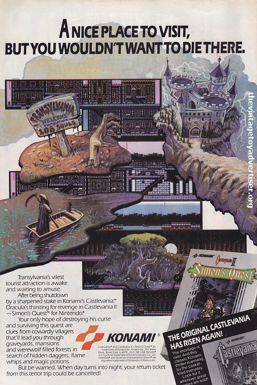 US. Nth Man. 1989.