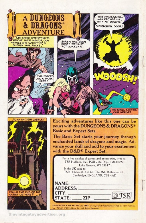 US. Weird War Tales 116. 1982.