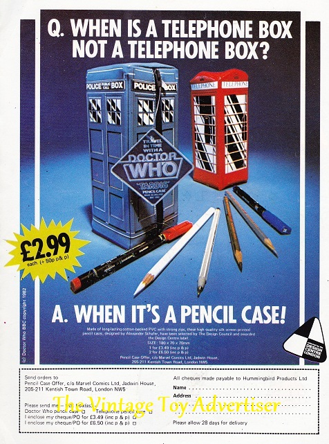 Doctor Who Pencil Case_Spiderman_549_1983 WORDPRESSwm