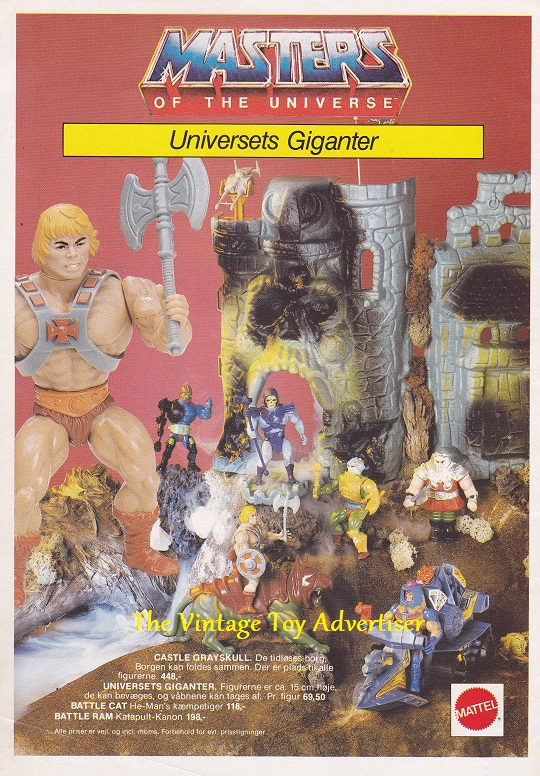 Anders. 46. 1984. MOTU Grayskull and Figswm