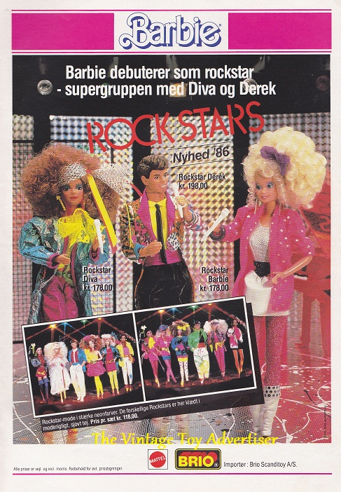 Anders. 46. 1986. Barbie Rock Starswm