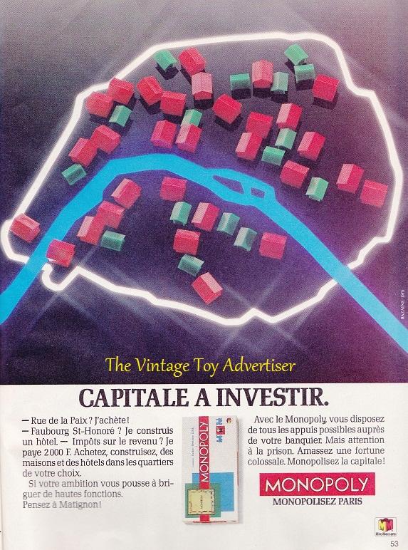 Pif 682 1982 Monopoly par MiroMeccanwmwm