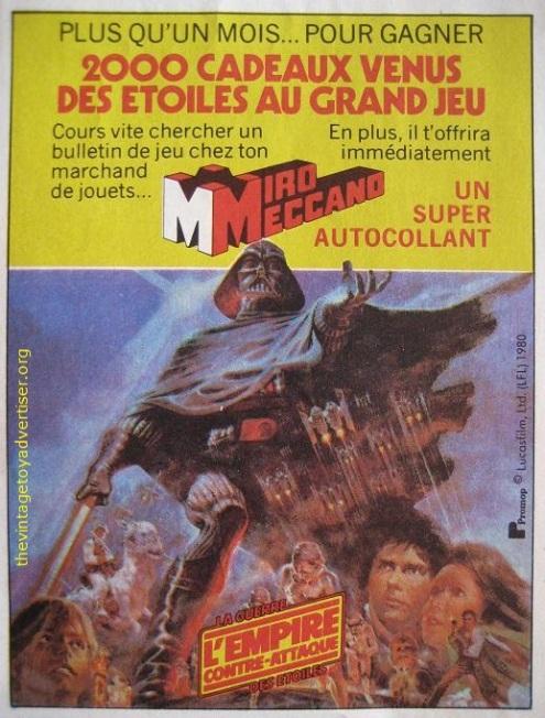 France. Pif Gadget 595. 1980.