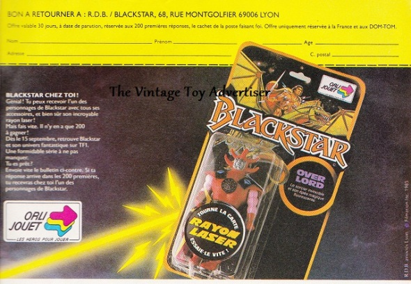 PifGadget1985. Blackstar 2wm
