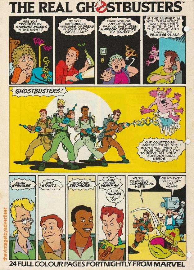 UK. The Flintstones and Friends. 1988.
