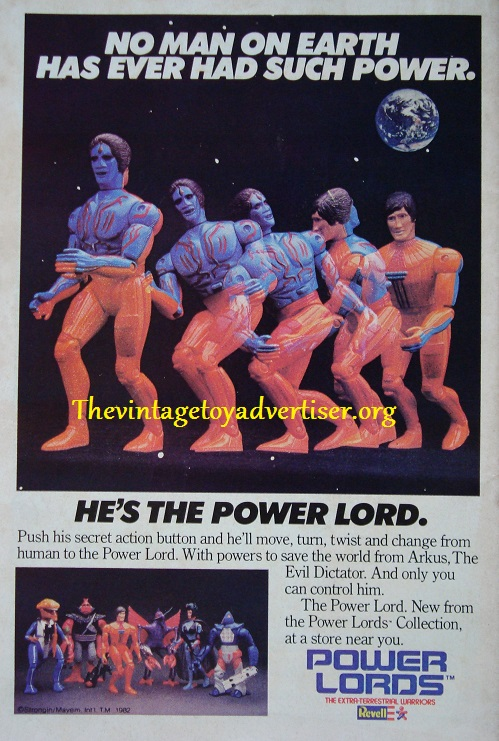 Power Lords DC amethyt Jan 1984 UK