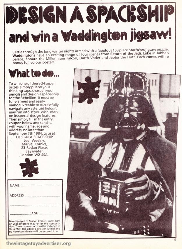 ROTJ magazine UK_Sept 1 1984_Design a spaceship POST