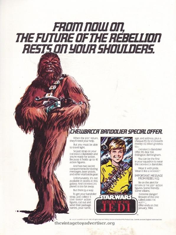 ROTJ magazine UK_Sept 28 1984_Pali Chewie bandolier POST