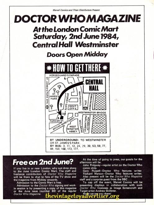 UK. Return of the Jedi comic. 1984.