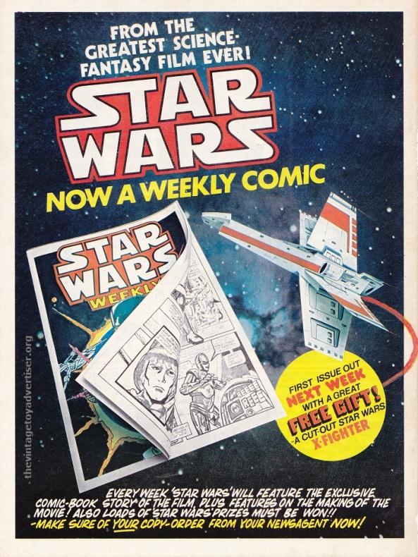 SW UK SW Weekly Free XWF TMWOM 1978 POST