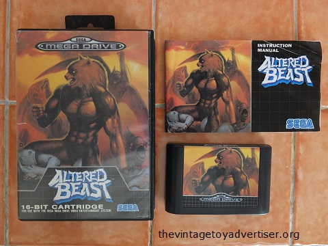 Altered Beast. 1990.