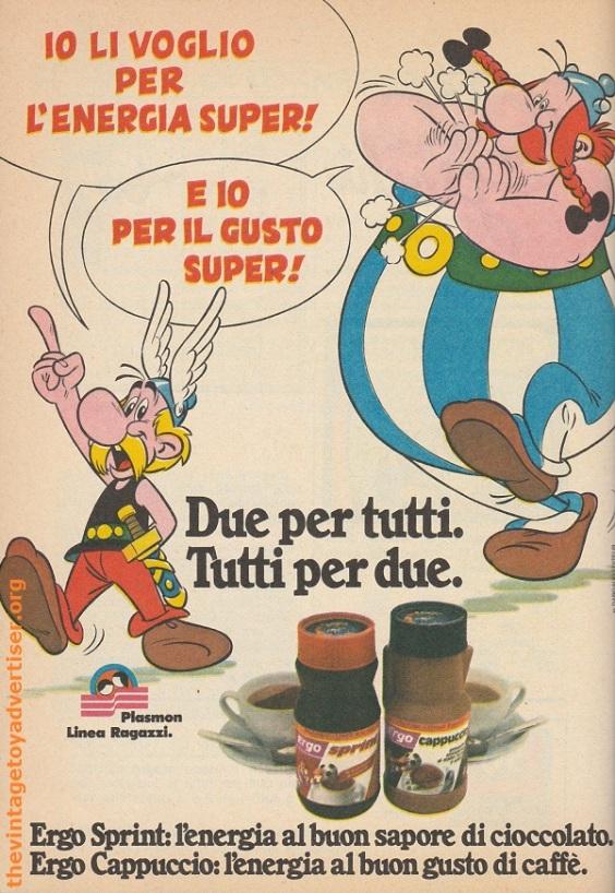 Asterix Topolino 1979