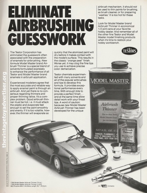 US. Fine Scale Modeller. 1986.