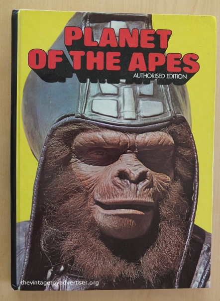 1975. Planet of the Apes.