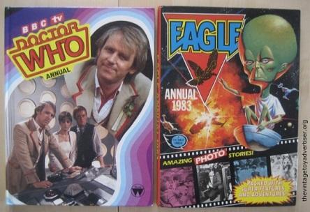 1980s annuals.