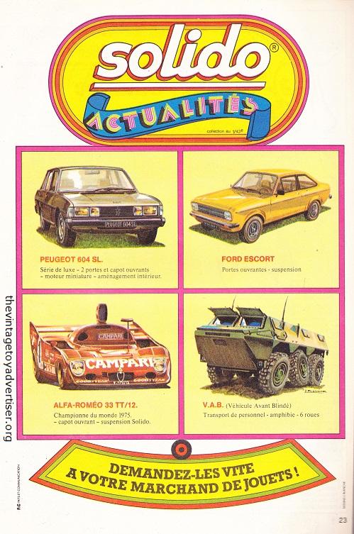France. Pif Gadget 391. 1976.