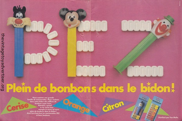 France. Pif Gadget 826. 1988.