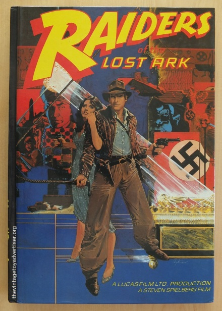 1981. Raiders of the Lost Ark.