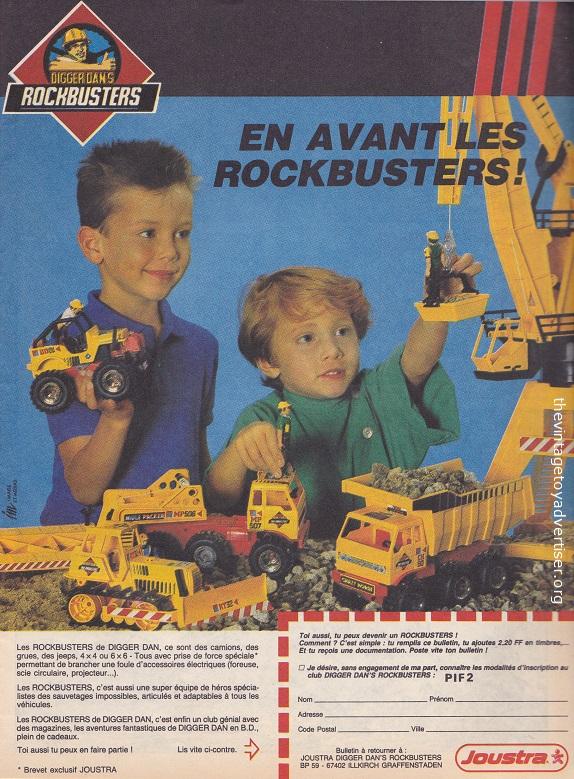 France. Pif Gadget 972. 1987.