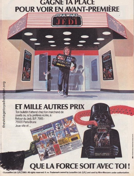France. Pif Gadget N° 737. 1983.