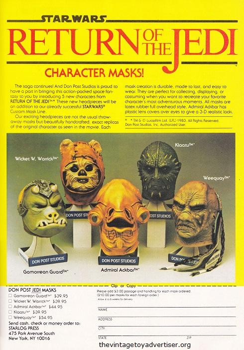 USA. Starlog N° 76. 1983.