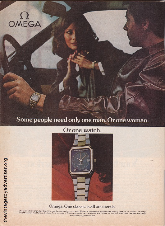 TIME May 19 1980 Omega Watches POST