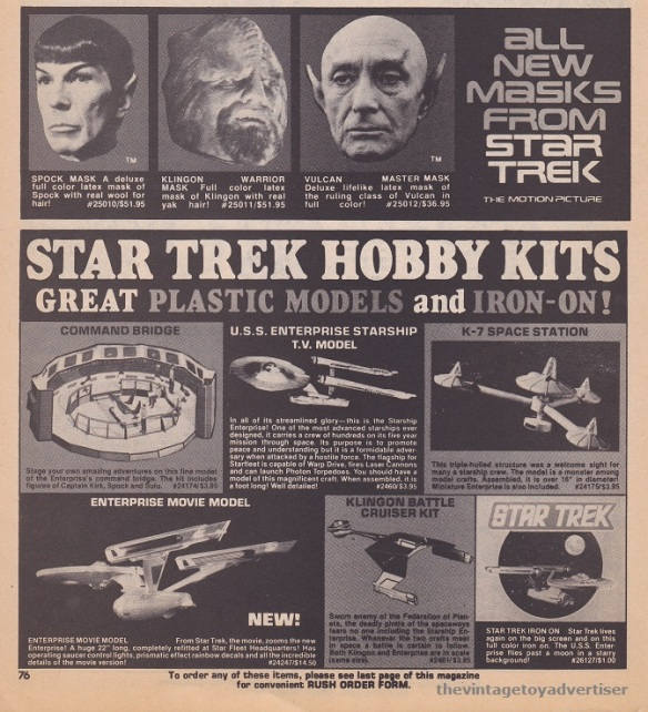 US. Creepy Mag. 1980.