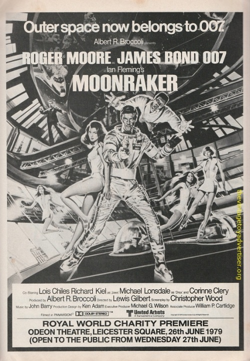 UK. Film Review July 1979.