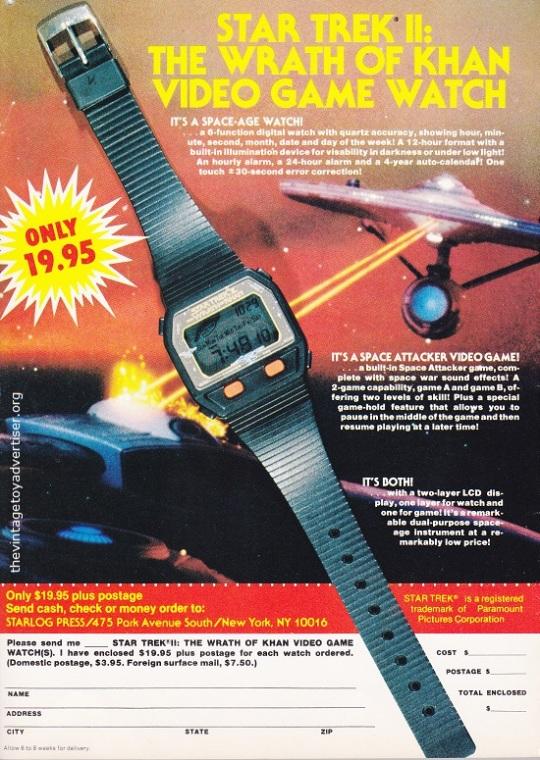 USA. Starlog 71. 1983.