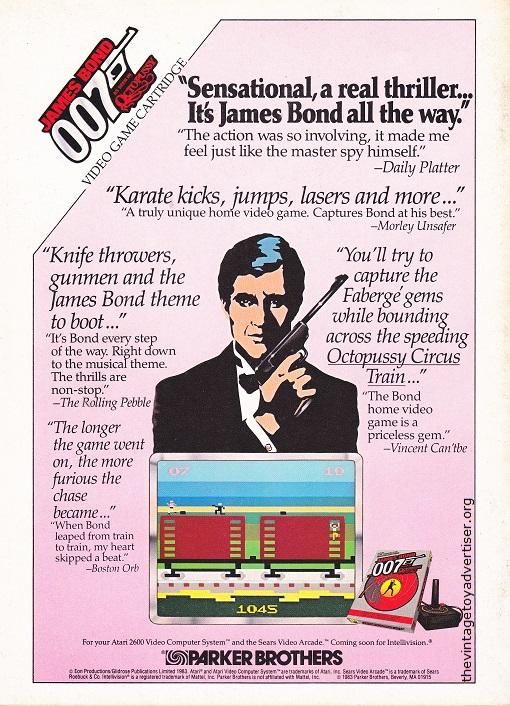 USA. Starlog 74. 1983.