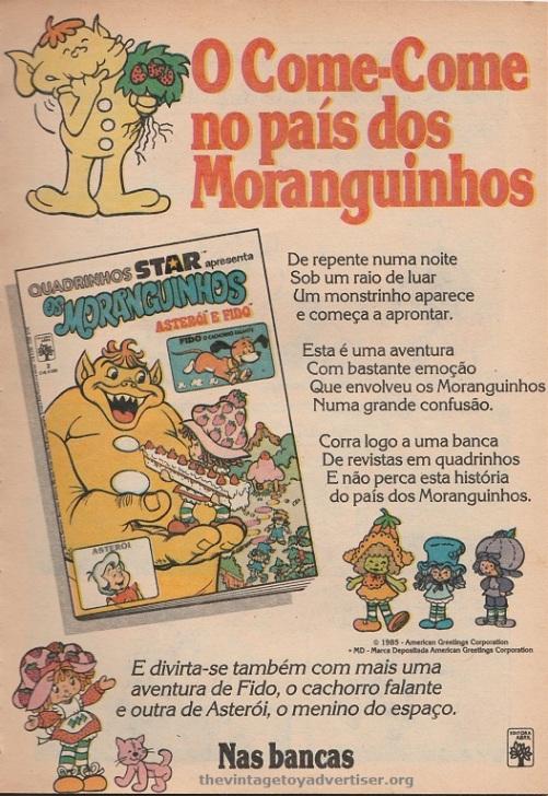 Brazil. Chico Bento. 1985.