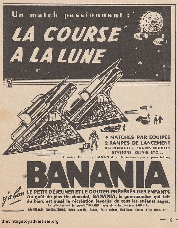 France. Lissette N° 46. 1960.