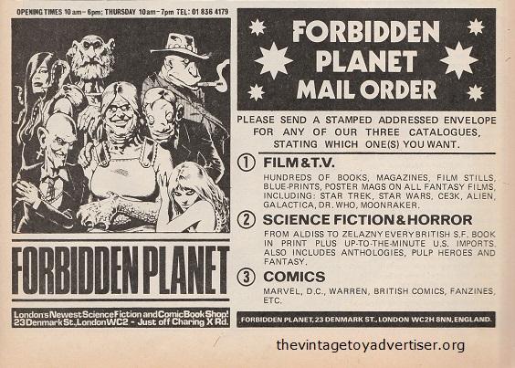 UK. Starburst 24. 1980.