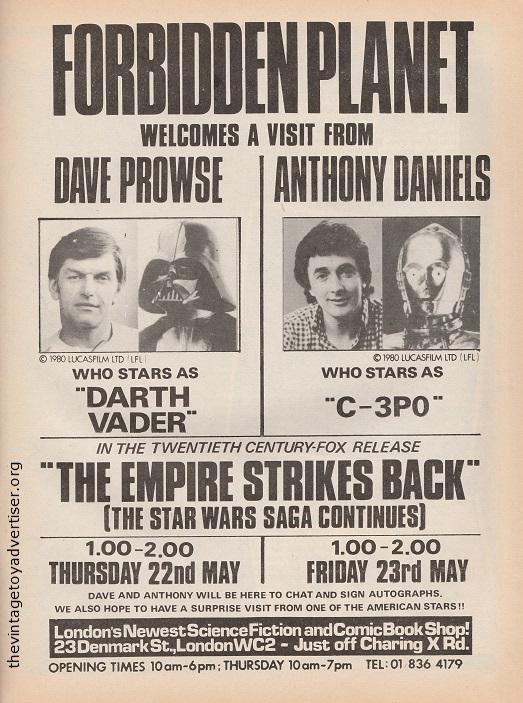 UK. Starburst 22. 1980.