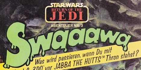 star wars Swaaawa Jabba logo
