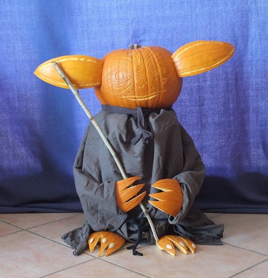 Pumpkin Yoda 01