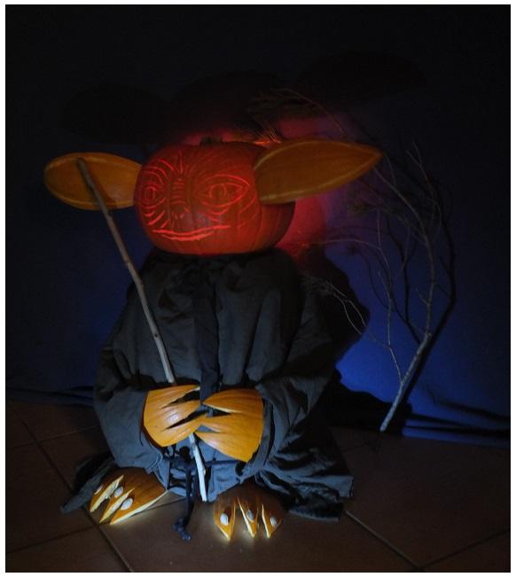 Pumpkin Yoda 06
