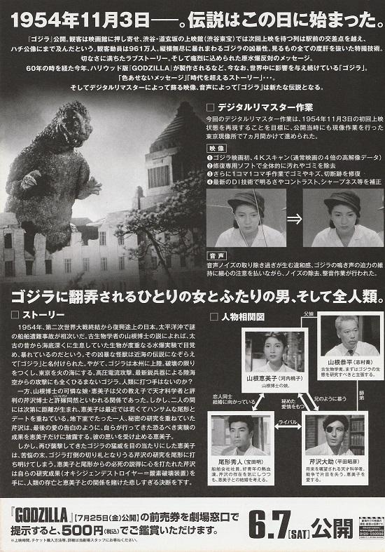Godzilla (reverse)